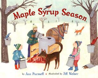Maple Syrup Season book cover