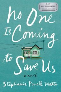 No One is Coming to Save Us book cover