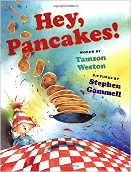 Hey, Pancakes book cover