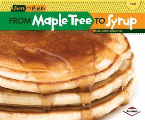 From Maple Tree to Syrup book cover