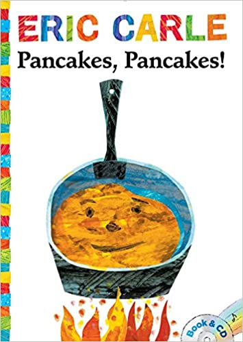 Pancakes, Pancakes book cover