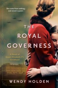 The Royal Governess: a Novel of Queen Elizabeth II's Childhood book cover