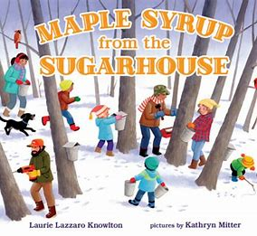 Maple Syrup from the Sugarhouse book cover