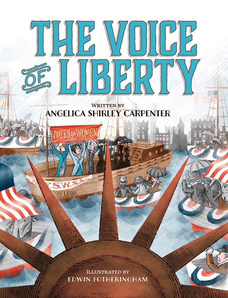 The Voice of Liberty book cover