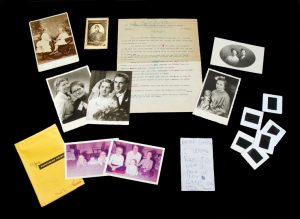 vintage and antique photos and docuoments