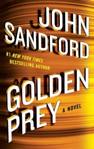 Golden Prey book cover