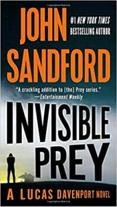 Invisible Prey book cover