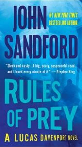 Rules of Prey book cover