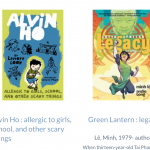 Asian-American, Pacific Islander experience books