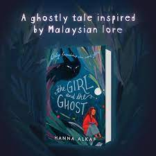 The Girl and the Ghost book cover