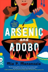 Arsenic and Adobo book cover