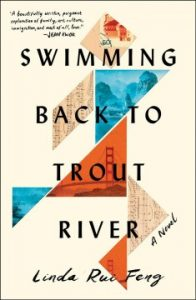 Swimming Back to Trout River book cover