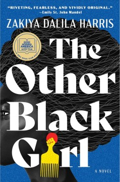 the other black girl book cover