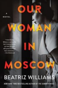 our woman in Moscow book cover