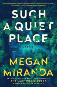 such a quiet place book cover