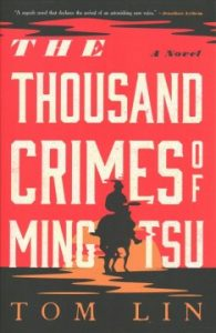 The Thousand Crimes of Ming Tsu book cover