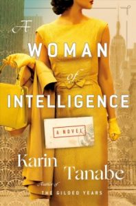 a woman of intelligence book cover
