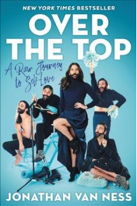 Over the Top: A Raw Journey to Self Love book cover