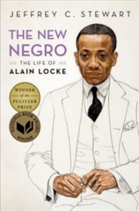 The New Negro: The Life of Alain Locke book cover