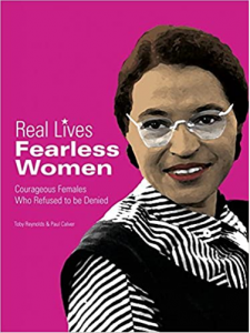 Fearless Women: Courageous Females Who Refused to be Denied book cover