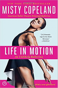 Life in Motion: An Unlikely Ballerina book cover