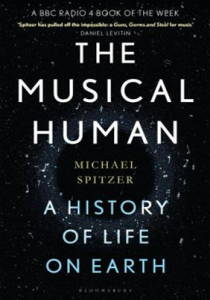 The Musical Human: A History of Life on Earth book cover