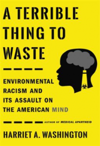 A Terrible Thing to Waste: Environmental Racism and its Assault on the American Mind book cover