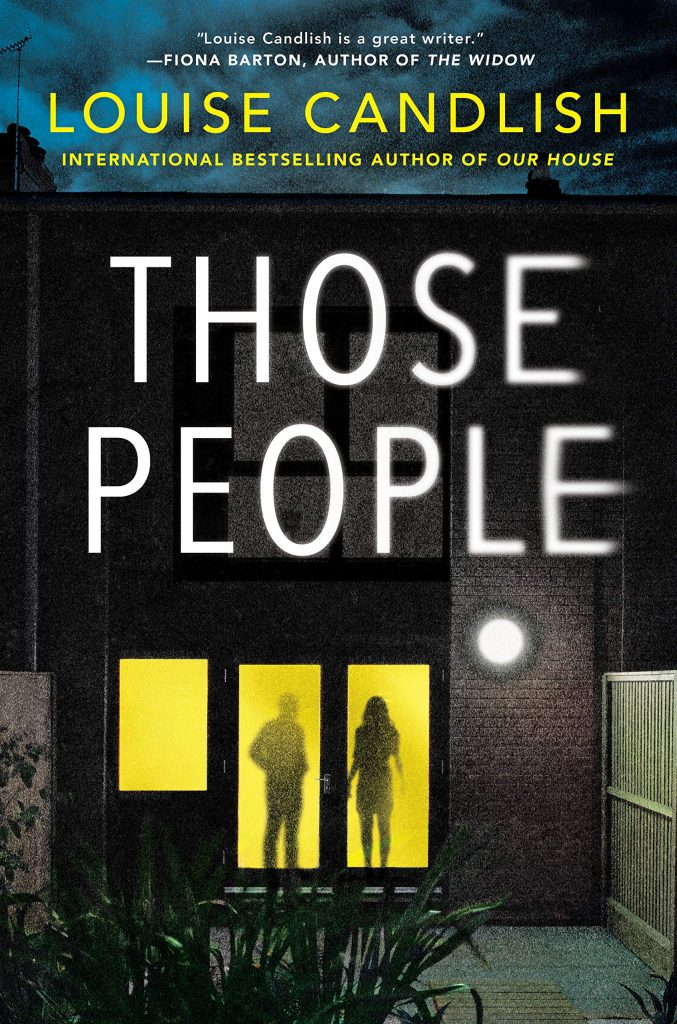 Those People book cover