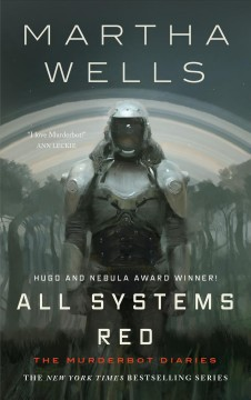 All Systems Red book cover