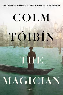 the magician book cover