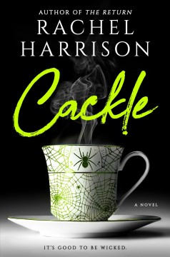 cackle book cover
