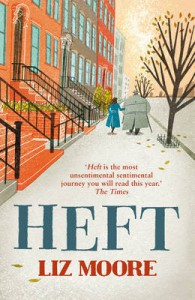 heft book cover
