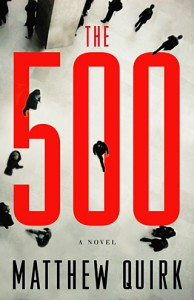 The 500 book cover