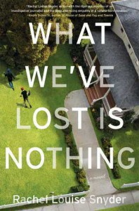 what we've lost is nothing book cover