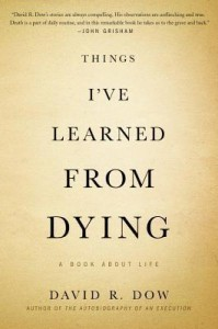 things i've learned from dying book cover