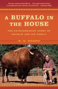 A Buffalo in the House book cover