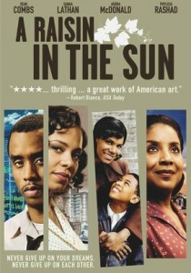 A Raisin in the Sun DVD cover