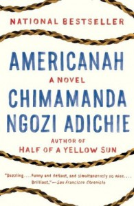 Cover of Americanah