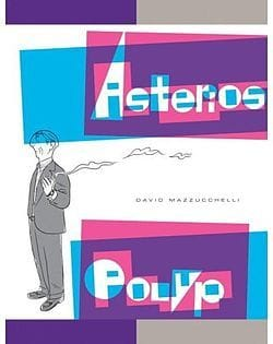 Cover of Asterios Polyp