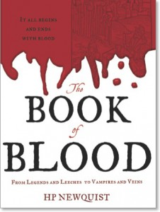 Book of Blood book cover