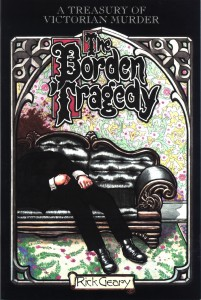Borden Tragedy graphic novel cover