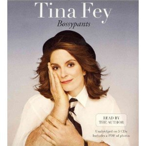 Bossypants audiobook cover