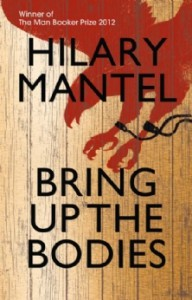 Bring Up the Bodies book cover