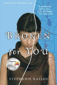 Cover of Broken for You