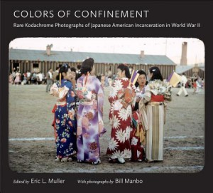 Colors of Confinement book cover
