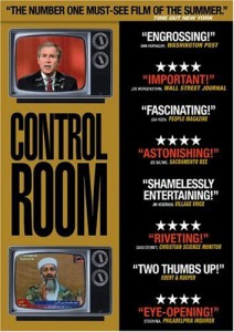 Control Room DVD cover