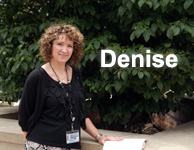 Denise staff picks photo