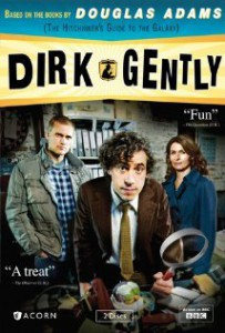 Dirk Gently DVD cover