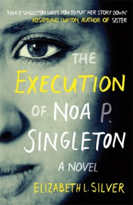 the execution of noa p. singleton book cover