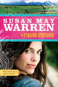 Finding Stefanie book cover